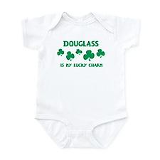 Douglass is my lucky charm Infant Bodysuit