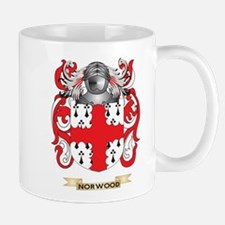 Norwood Coat of Arms (Family Crest) Mugs