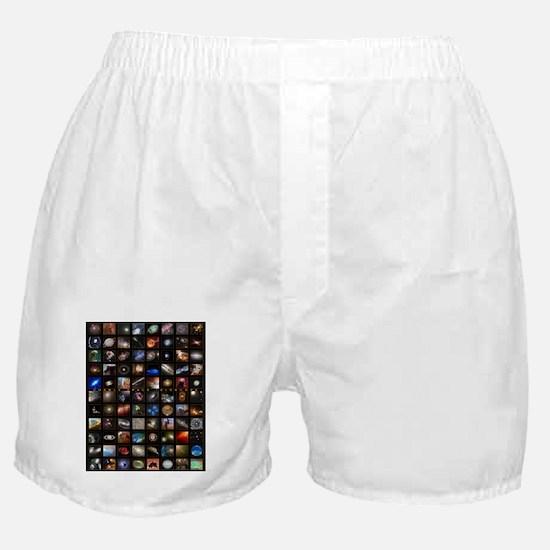 Hubble Space Telescope Boxer Shorts