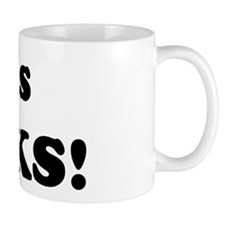 Otis Rocks! Mug