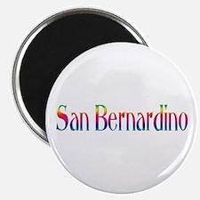 "San Bernardino 2.25"" Magnet (100 pack)"