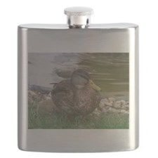 the duck Flask