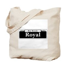 Royal St., New Orleans Tote Bag