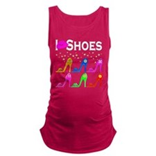LOVE SHOES Maternity Tank Top