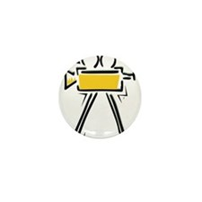 Movie Camera Mini Button (100 pack)