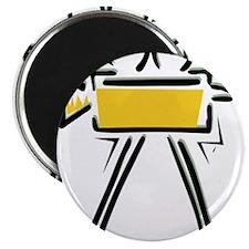 Movie Camera Magnets