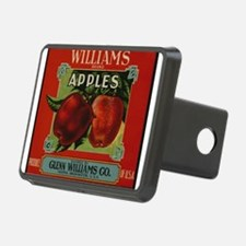 Vintage Fruit Vegetable Crate Label Hitch Cover