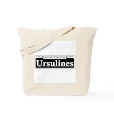 Ursulines St., New Orleans Tote Bag