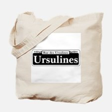 Ursulines St., New Orleans Tote Bag