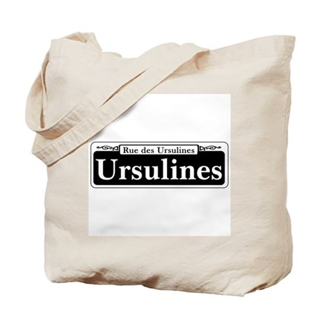 Ursulines St., New Orleans - USA Tote Bag