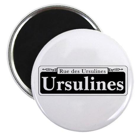 Ursulines St., New Orleans Magnet