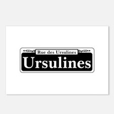 Ursulines St., New Orlean Postcards (Package of 8)