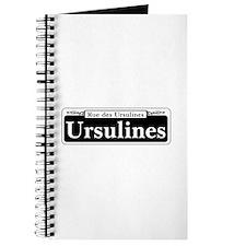 Ursulines St., New Orleans - USA Journal