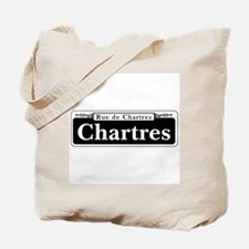 Chartres St., New Orleans Tote Bag