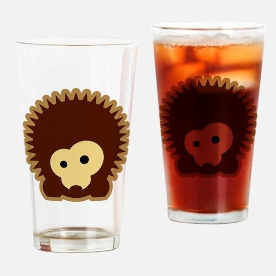 Tierkinder: Igelchen Drinking Glass