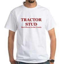 Red Tractor Stud Shirt