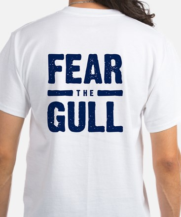 """Mystic Rugby """"Fear The Gull"""" T-Shirt"""