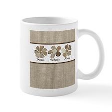 Dream Believe Hope Inspirational Mugs