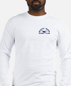"Mystic Rugby ""Fear the Gull"" Long Sleeve"