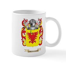 Oberman Coat of Arms (Family Crest) Mugs