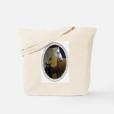 Loving Contentment Tote Bag