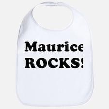 Maurice Rocks! Bib