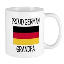 Proud German Grandpa Mug
