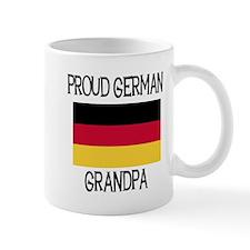 Proud German Grandpa Small Mug