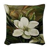 Magnolia Woven Pillows