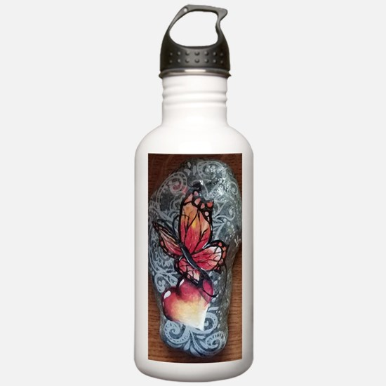 Cute Eb awareness Sports Water Bottle