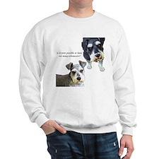 Schnauzers! Sweatshirt