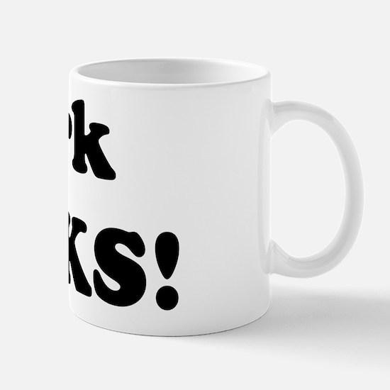 Mark Rocks! Mug