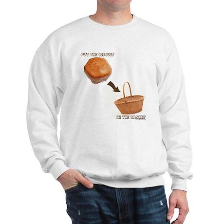Biscuit in the Basket Hockey Sweatshirt