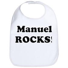 Manuel Rocks! Bib