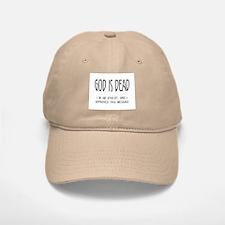 God is Dead Baseball Baseball Cap
