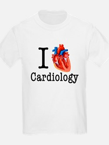 I love Cardiology T-Shirt