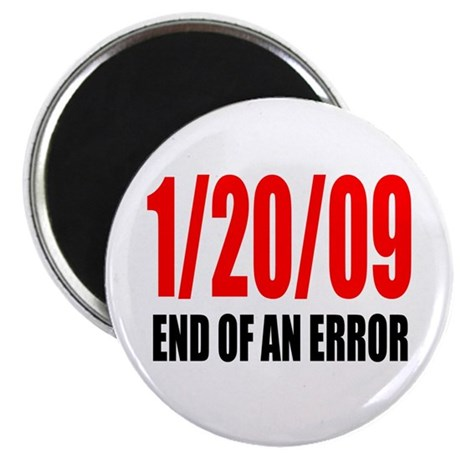 End of an Error Magnet