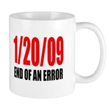 End of an Error Mug