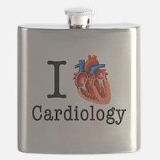 I love Cardiology Flask