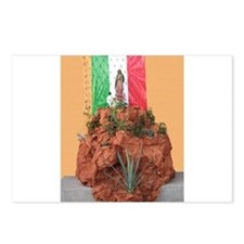 Virgin of Guadalupe Shrine Postcards (Package of 8