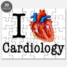 I love Cardiology Puzzle