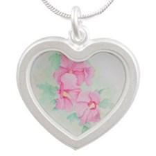Rose of Sharon Necklaces