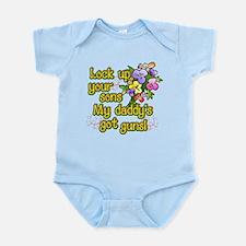 Lock Up Your Sons Infant Bodysuit