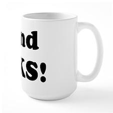 Leland Rocks! Mug