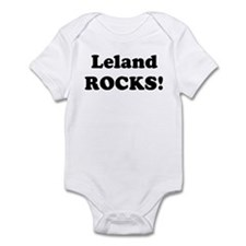 Leland Rocks! Infant Bodysuit