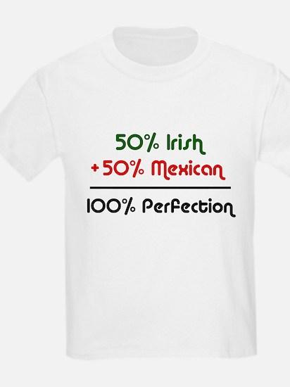 Irish & Mexican Kids T-Shirt
