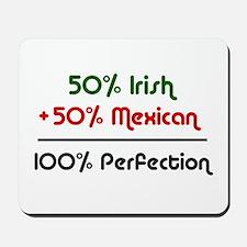Irish & Mexican Mousepad