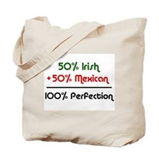 Irish & Mexican Tote Bag