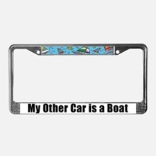 Other Boating Stuff License Plate Frame