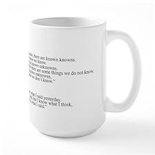 RumsfeldMUG Mugs